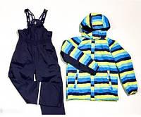 Демисезонный утепленный костюм для мальчика Lenne AUGUST 18230 - 6370. Размеры 104 - 128. 110