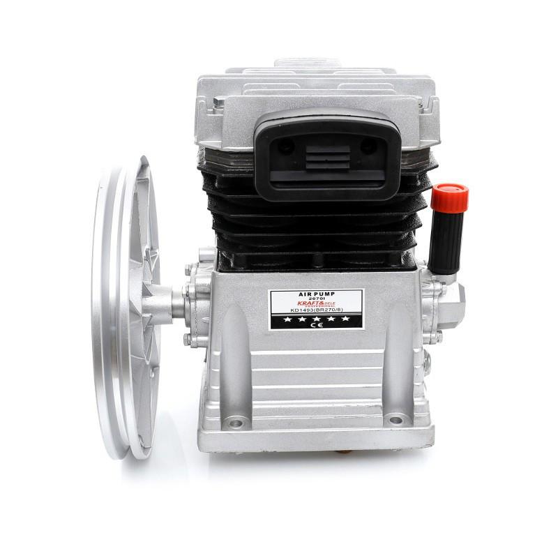Воздушный компрессор 5 кВт KD1494 2 поршня