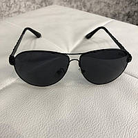Солнцезащитные очки Gucci  black (Капли) реплика люкс класса 1:1, фото 1