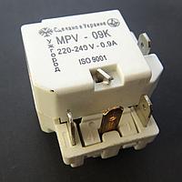 Пуско-защитное реле MPV 09K (0,9 A)