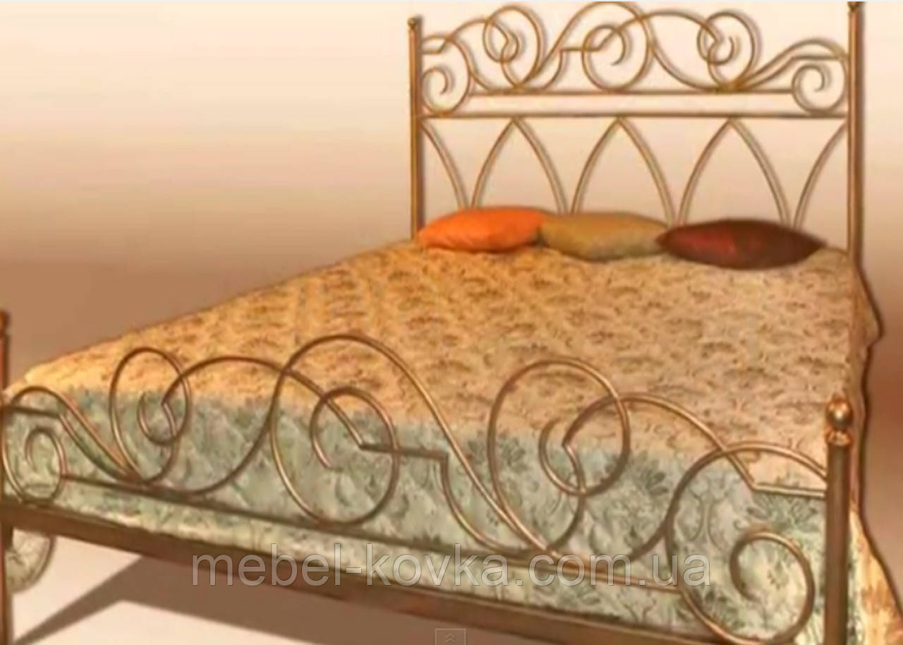 Ліжко коване 20