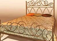 Кровать кованая 20