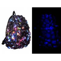 Краска светящаяся AcmeLight для текстиля синяя 20мл