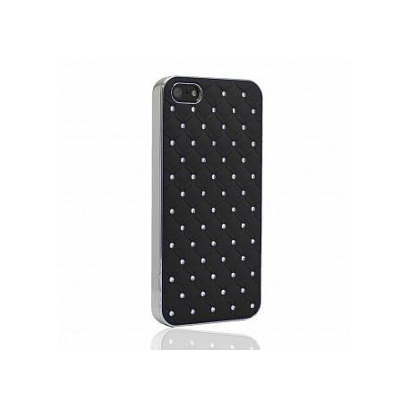 Чехол Diamond для iPhone 4/4S Черный