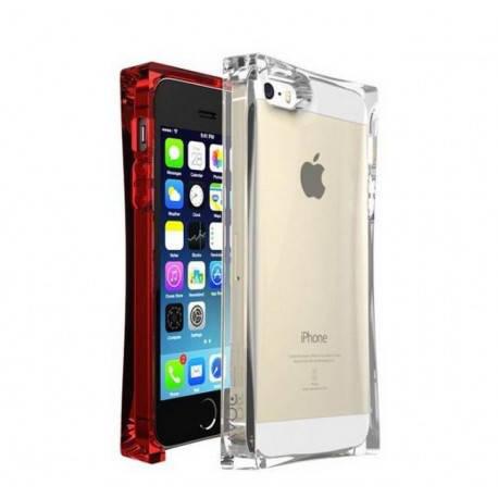 Чехол Avoc Crystal ICE CUBE для iPhone 5/5S Прозрачный