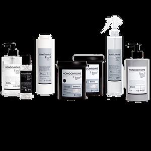 Набор для эпиляции c косметической водой MONOCHROME by Gloria