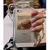 Чехол CHANEL Флакон Духов Chanel N5 для iPhone 4/4S Прозрачный