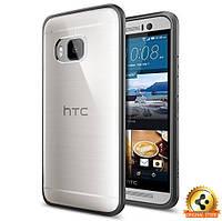 Чехол Spigen для HTC One M9 Ultra Hybrid  , фото 1