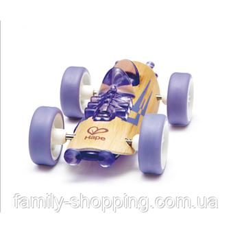 """Деревянная игрушка машинка из бамбука """"Sportster"""""""