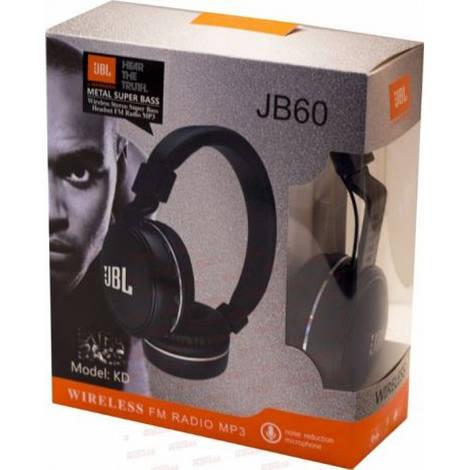 Беспроводные мобильные Bluetooth наушники JBL JB60 cc4d1c8dba4ad