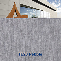 Панель фиброцементная TE20 Тектива Pebble для отделки фасадов