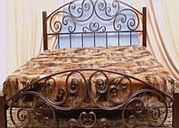 Кровать кованая 23