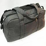 Спортивні дорожні сумки Nike (фіолет текстиль)28*48, фото 2