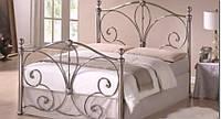 Кровать кованая 24