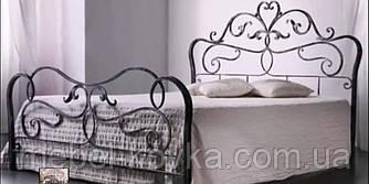 Кровать кованая 27