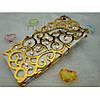Чехол накладка Royal Flower на IPhone 5/5S Золотой