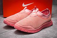 Кроссовки женские Nike Air, розовые (реплика)