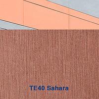 Панель фиброцементная TE40 Тектива Sahara