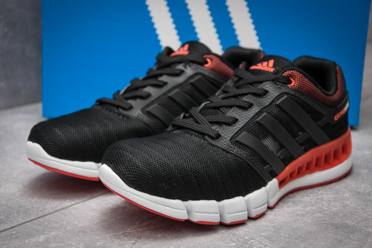 13f68755 Кроссовки мужские Adidas Climacool, черные (реплика) - Интернет - магазин  модной обуви и