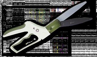 Ножницы для травы с поворотной ручкой на 180º, TEFLON DE LUXE