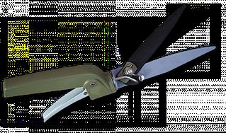Ножницы для травы с поворотными лезвиями на 180º TEFLON