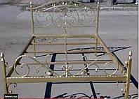 Кровать кованая 30