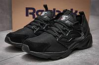 Кроссовки мужские Reebok Fury Adapt, черные (реплика)