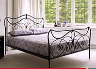 Кровать кованая 31