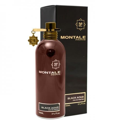 Парфюмированная вода мужская MONTALE Black Aoud 100 мл