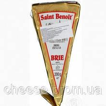 Сыр Бри Ведж  200гр. 60%  Saint Benoiт