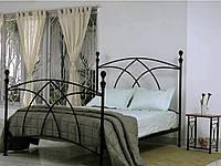Кровать кованая 34