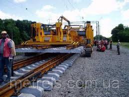 Строительство и ремонт ж/д пути, фото 1