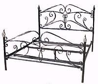 Кровать кованая 88