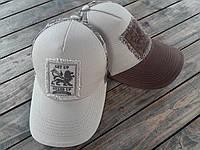 Бейсболка, кепка Боб Марли Bob Marley цвет серый Песок