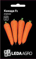 "Семена моркови Канада F1, 400 сем., ТМ ""ЛедаАгро"""