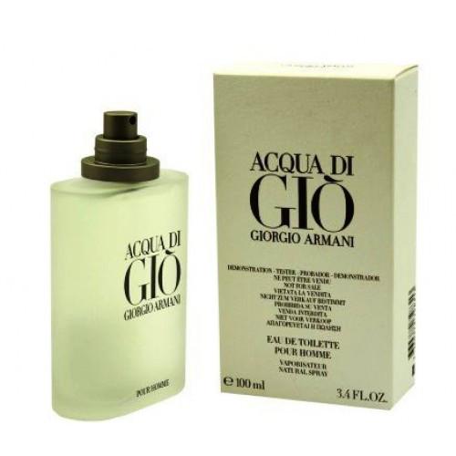 Tester мужской GIORGIO ARMANI Acqua Di Gio EDT 100 мл