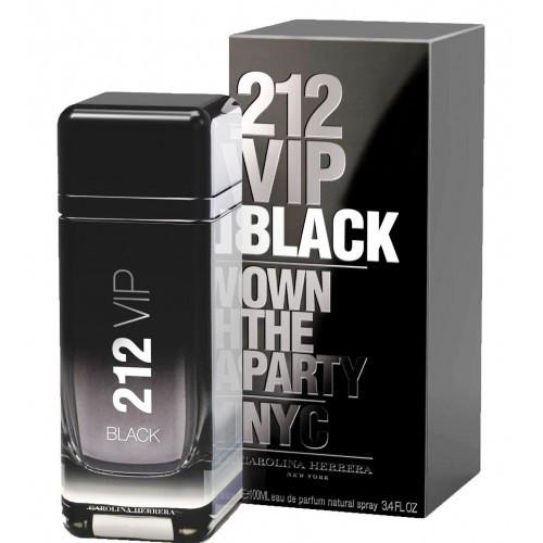 Парфюмерная вода мужская CAROLINA HERRERA 212 Vip Black Own The Party Nyc
