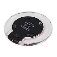 Зарядное устройство FANTASY K9 Беспроводная QI зарядка для iPhone, Samsung 10W Черная (SUN0165)