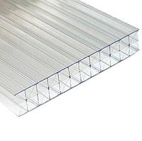 Поликарбонат сотовый 2,1*6м 16 мм прозрачный OSCAR, фото 1