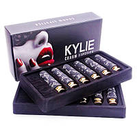 Набор помад для губ  KYLIE  Charm Lipstick 12 в 1