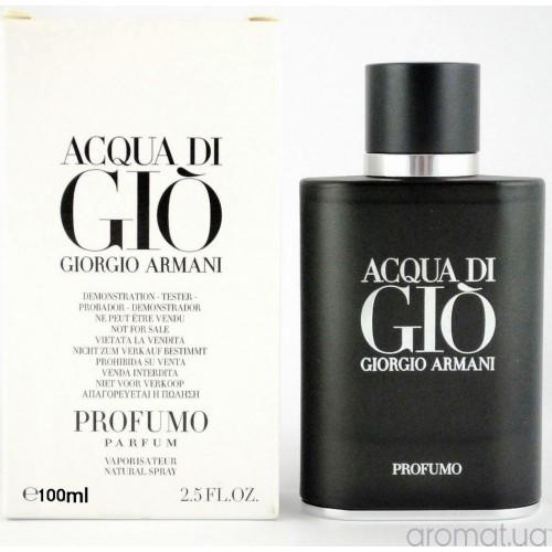 Tester Giorgio Armani Acqua Di Gio Profumo Edp 100 Мл  Мужской