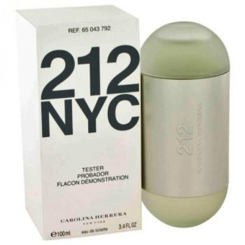 Tester Женский Carolina Herrera 212 Nyc 100 Ml