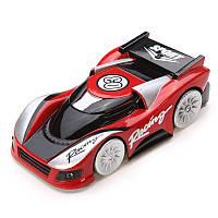 Радиоуправляемая игрушка CLIMBER WALL RACER Антигравитационная машинка на р/у, Красная 2360