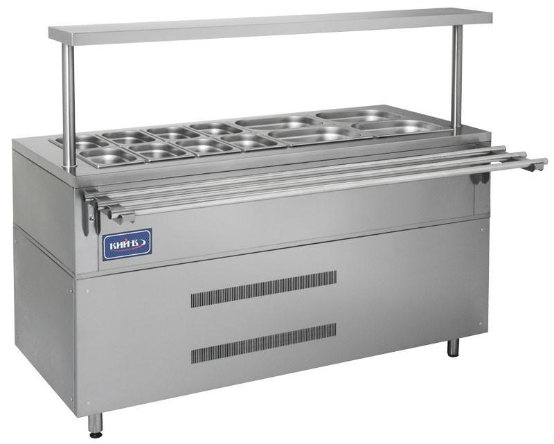 Прилавок холодильний КИЙ -В ПХ - 1500 (Україна)