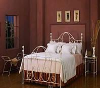 Кровать кованая 39