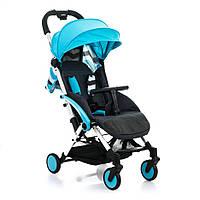 Прогулочная коляска Babyhit Amber Plus Blue Black, фото 1