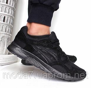 Мужские кроссовки Asics Gel Lute V черные
