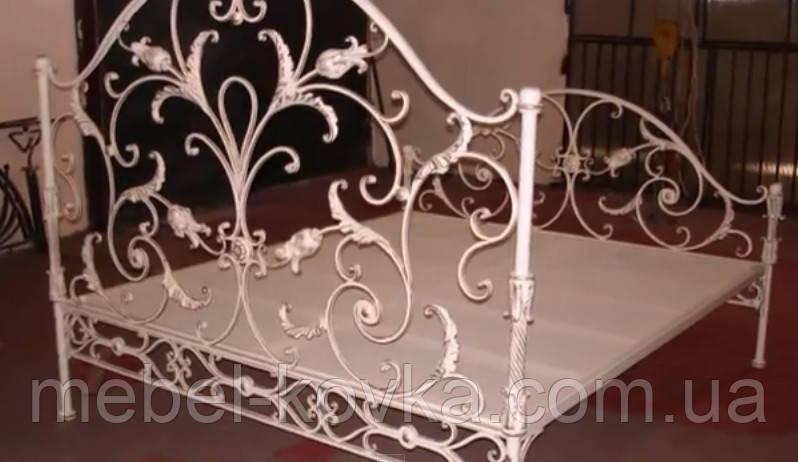 """Ліжко коване """"Версаль"""""""