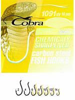 Крючки Cobra BEAK сер.1091BZ №2 10шт (оригинал) CA125