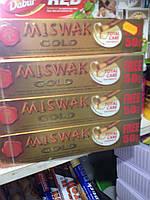Зубная паста без фтора Miswak Gold Meswak Мисвак компании Dabur,